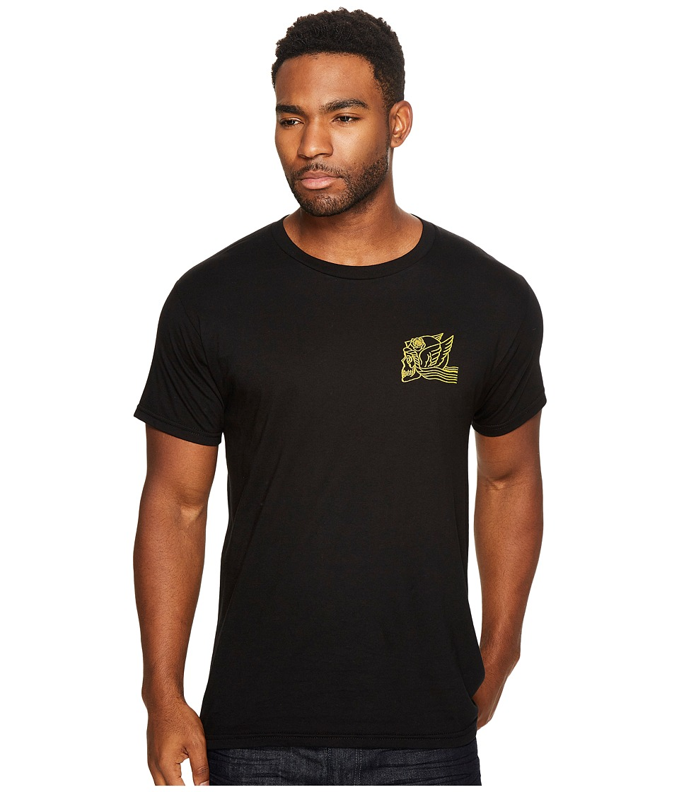 Obey Midnight Angles Tee (Black) Men