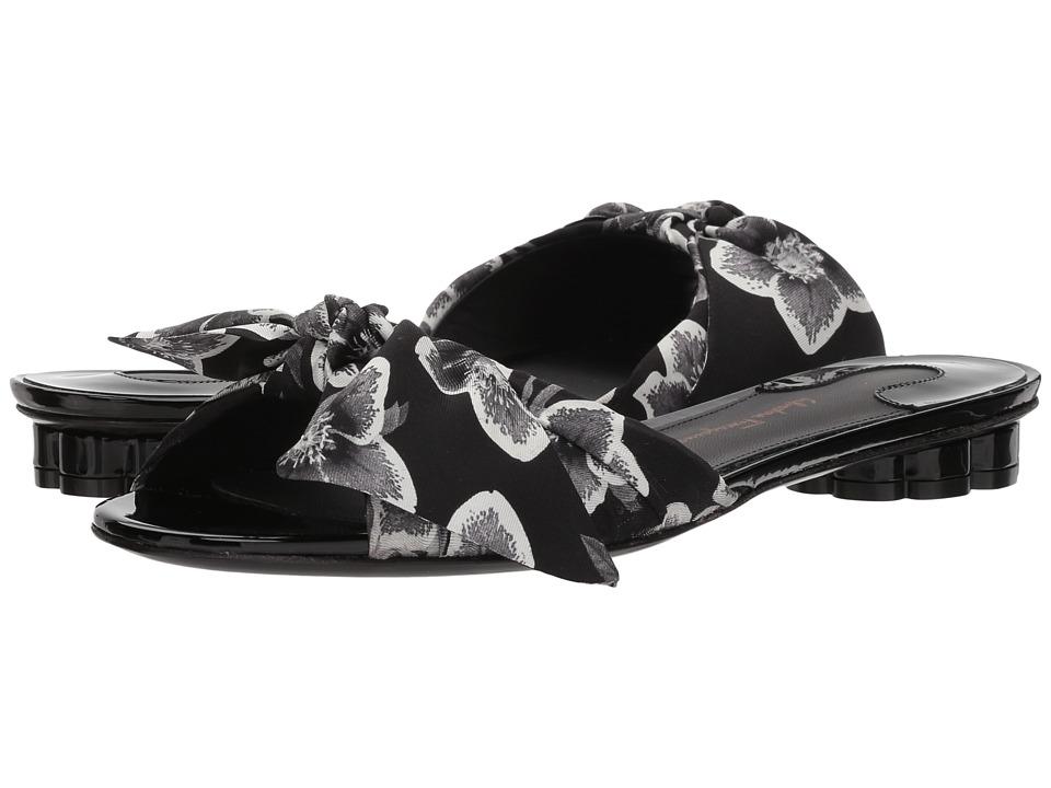 Salvatore Ferragamo - Chianni (Nero Patent) Women's Sandals