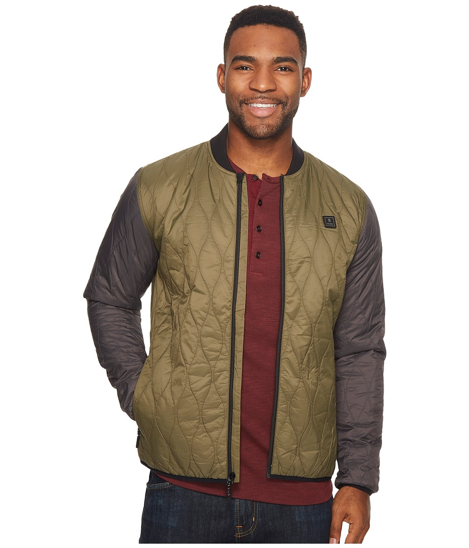 Roark Great Heights Jacket (Army) Men