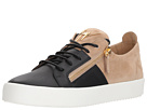 Giuseppe Zanotti May London Color Block Low Top Sneaker