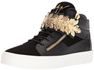 Giuseppe Zanotti May London Crown Mid Top Sneaker