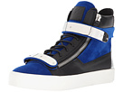 Giuseppe Zanotti May London Flocked Hardware High Top Sneaker