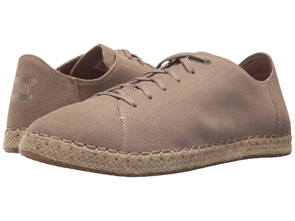 TOMS Lena (Desert Taupe Suede)