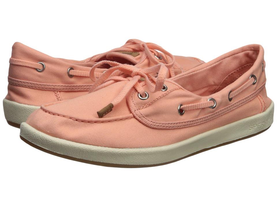Sperry Drift Hale (Salmon) Women's Shoes