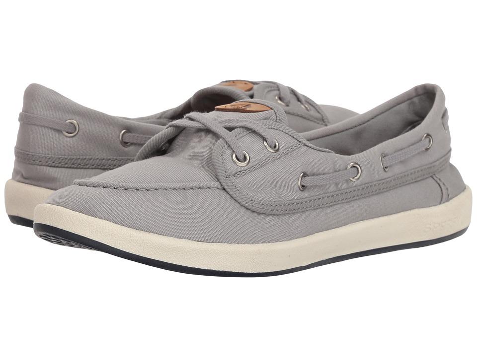 Sperry Drift Hale (Grey) Women's Shoes