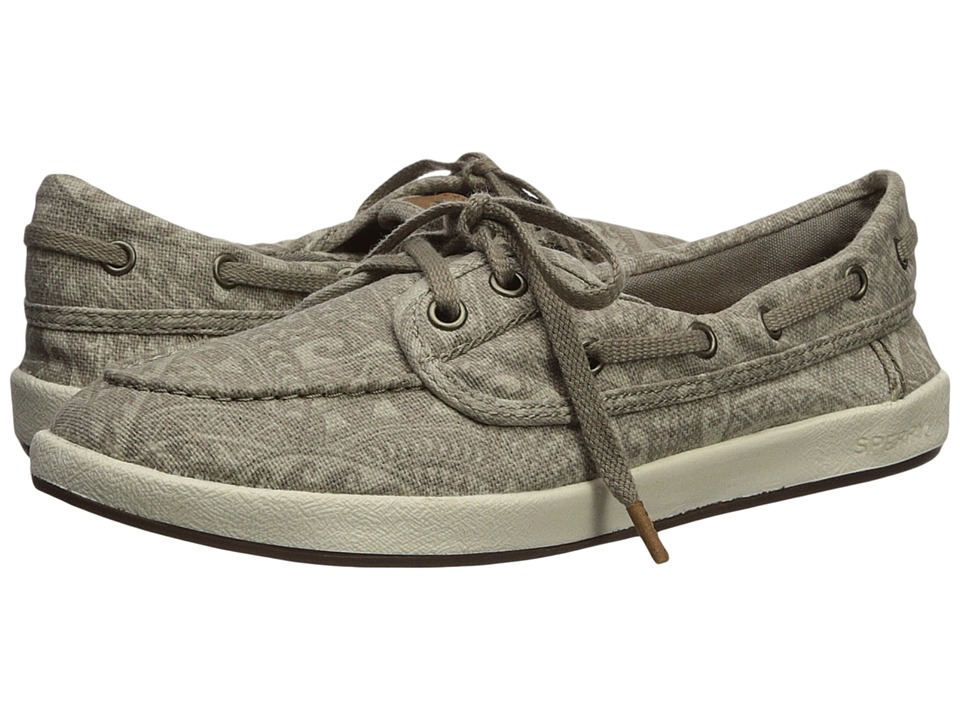 Sperry Drift Hale Tribal (Natural Multi) Women's Shoes