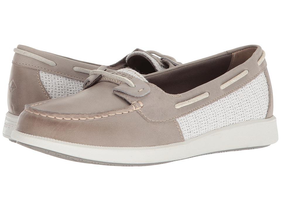 Sperry Oasis Loft (Grey Weave) Women's Shoes