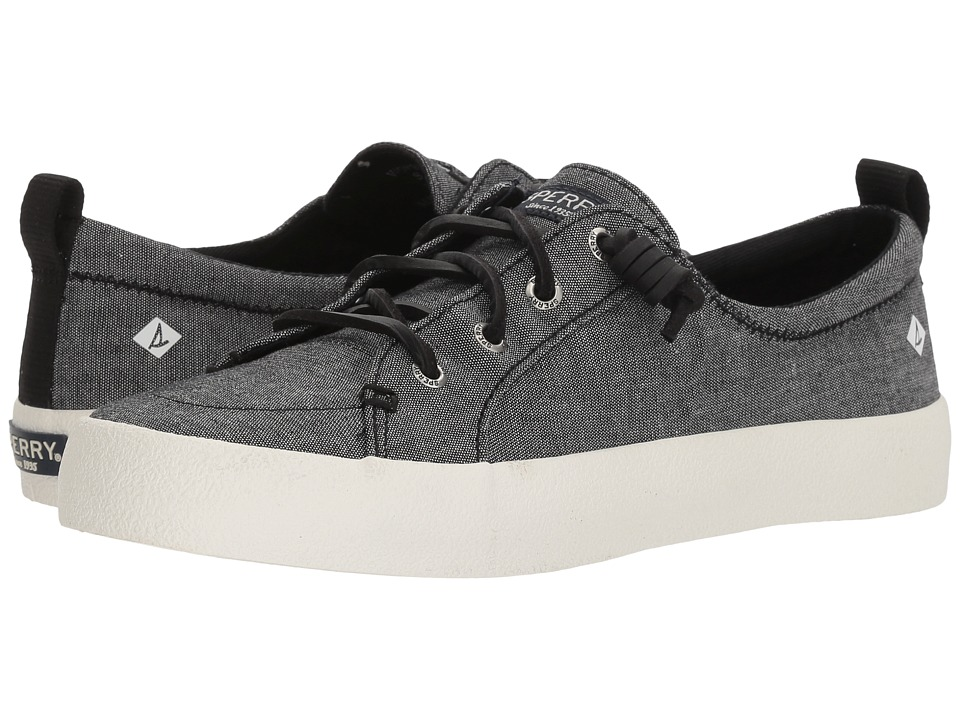 Sperry Crest Vibe Crepe Chambray (Black) Women