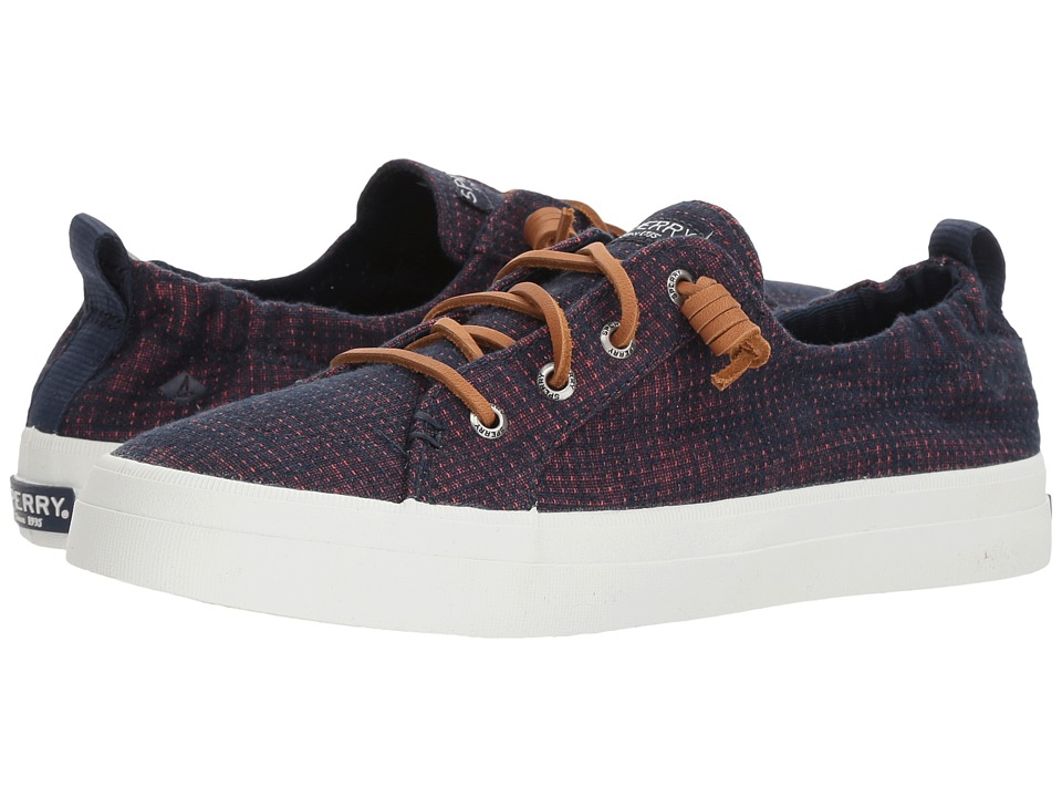 Sperry Crest EBB Two-Tone (Navy) Women