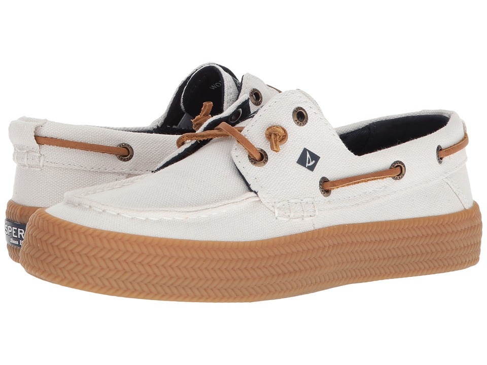 Sperry Crest Resort Rope (White) Women's Shoes