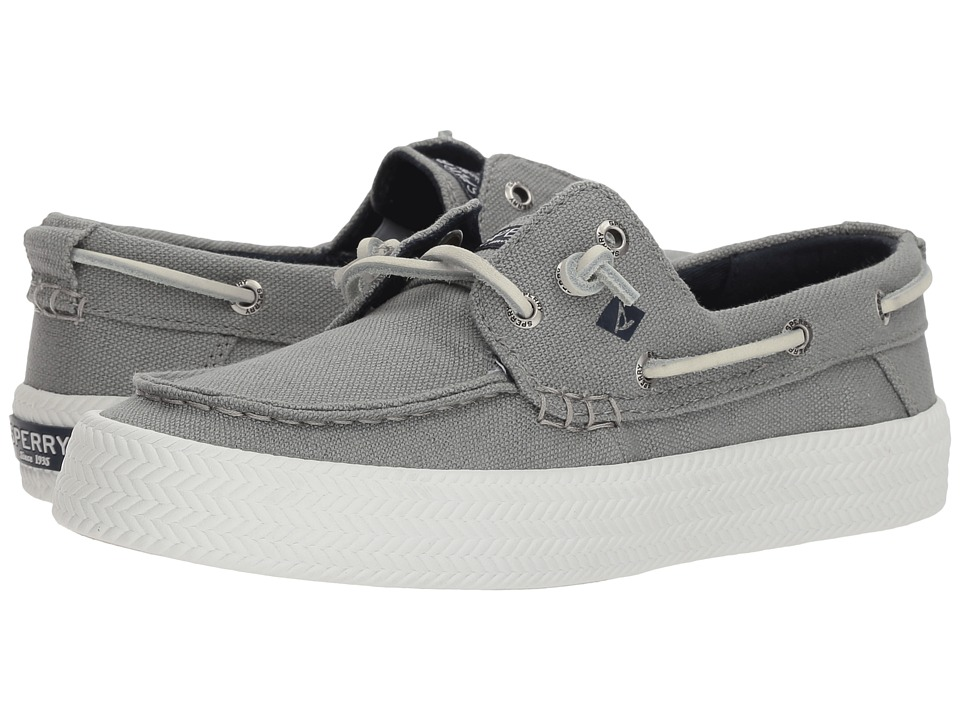 Sperry Crest Resort Rope (Grey) Women's Shoes