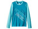 The North Face Kids The North Face Kids Long Sleeve Amphibious Tee (Little Kids/Big Kids)