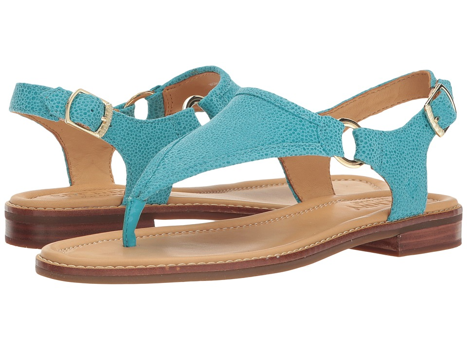 Sperry Abby Sparkle (Turquoise) Women