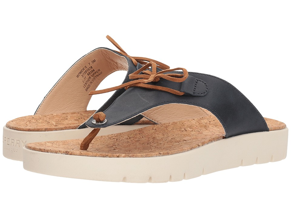 Sperry - Sunkiss Cara (Navy) Womens Shoes