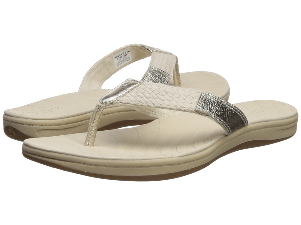 Sperry Seabrook Swell (Platinum) Women's Shoes