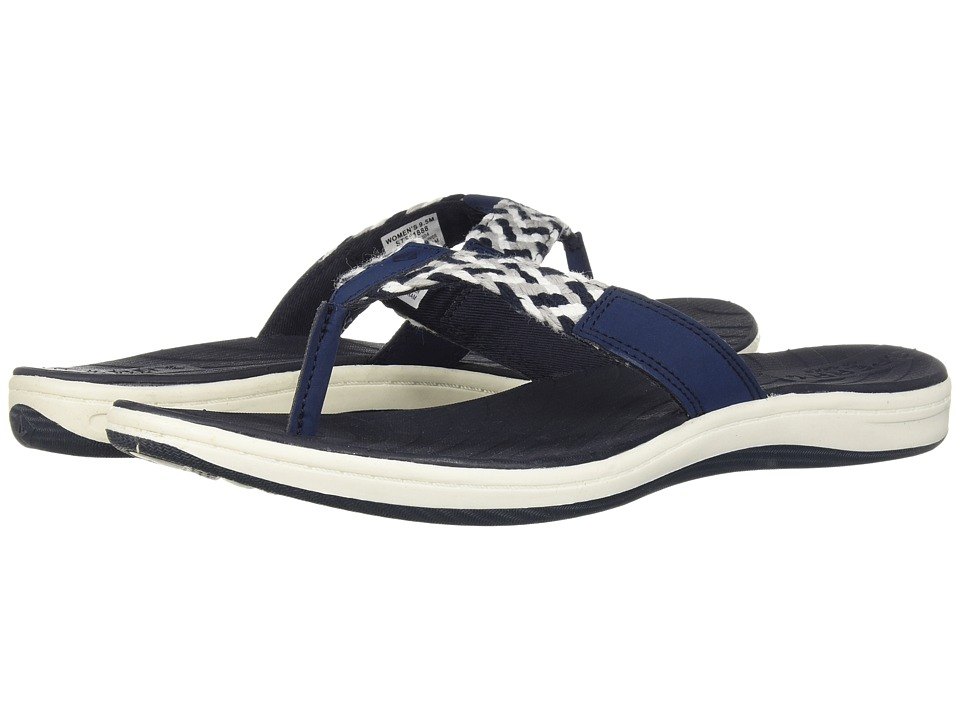 Sperry Seabrook Swell (Navy) Women's Shoes