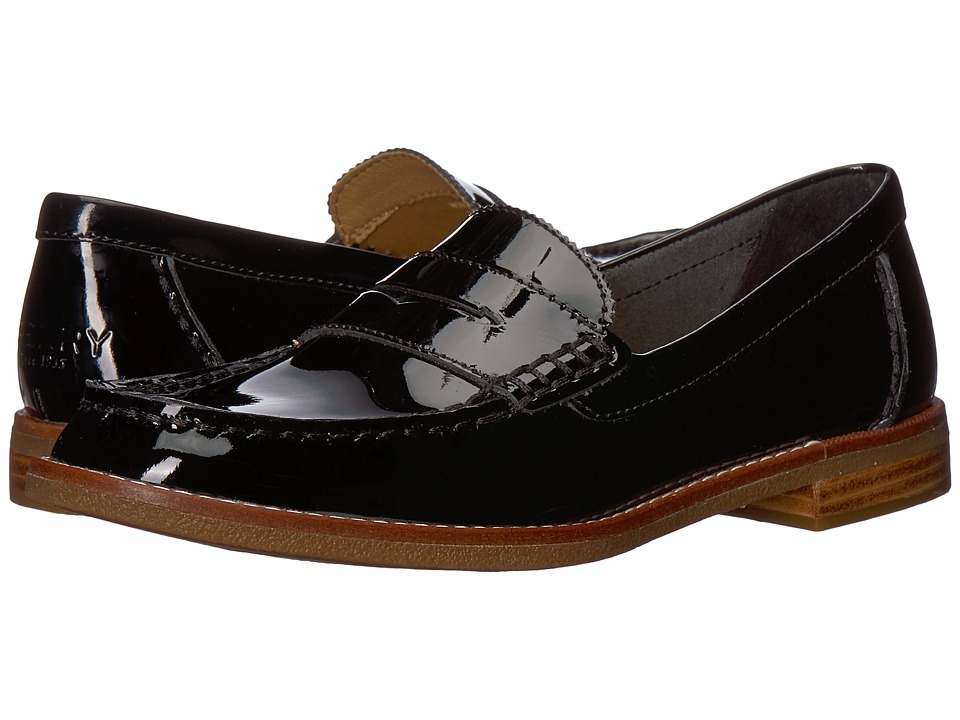 Sperry Seaport Penny (Black) Women's Shoes