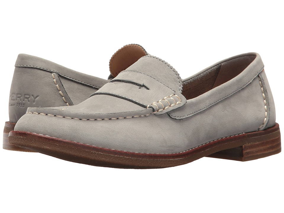 Sperry Seaport Penny (Grey) Women's Shoes