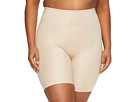 Spanx Plus Size Power Conceal-Her Mid Thigh Shorts
