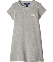 Polo Ralph Lauren Kids - French Terry T-Shirt Dress (Toddler)