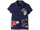 Polo Ralph Lauren Kids - Patch-Embellished Cotton Polo (Little Kids)