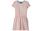 Polo Ralph Lauren Kids - Striped Jersey Tee Dress (Little Kids)