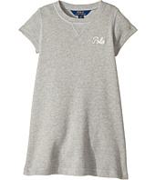 Polo Ralph Lauren Kids - French Terry T-Shirt Dress (Little Kids)