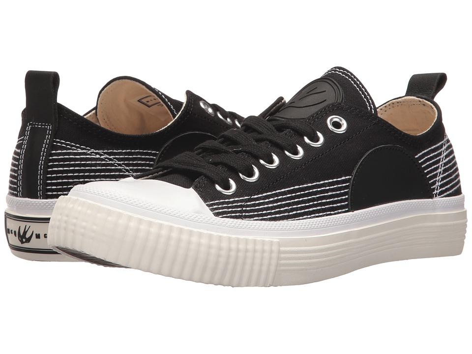 McQ Plimsoll Low Sneaker (Black) Women