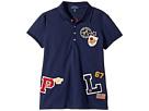 Polo Ralph Lauren Kids - Patch-Embellished Cotton Polo (Little Kids/Big Kids)
