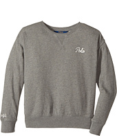Polo Ralph Lauren Kids - French Terry Sweatshirt (Little Kids/Big Kids)