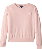 Polo Ralph Lauren Kids - Polo French Terry Sweatshirt (Little Kids/Big Kids)