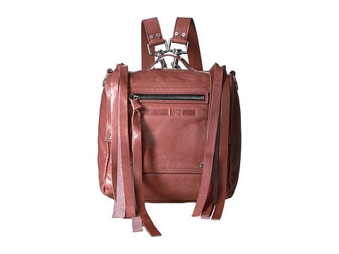 McQ Mini Convertible Backpack - Dirty Pink