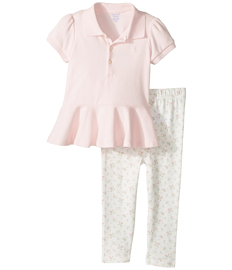 Ralph Lauren Baby - Cotton Polo Leggings Set