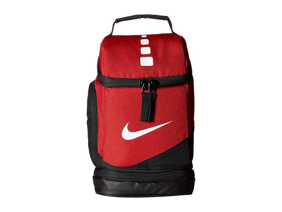 Nike Kids Elite Fuel Pack (Gym Red) Tote Handbags