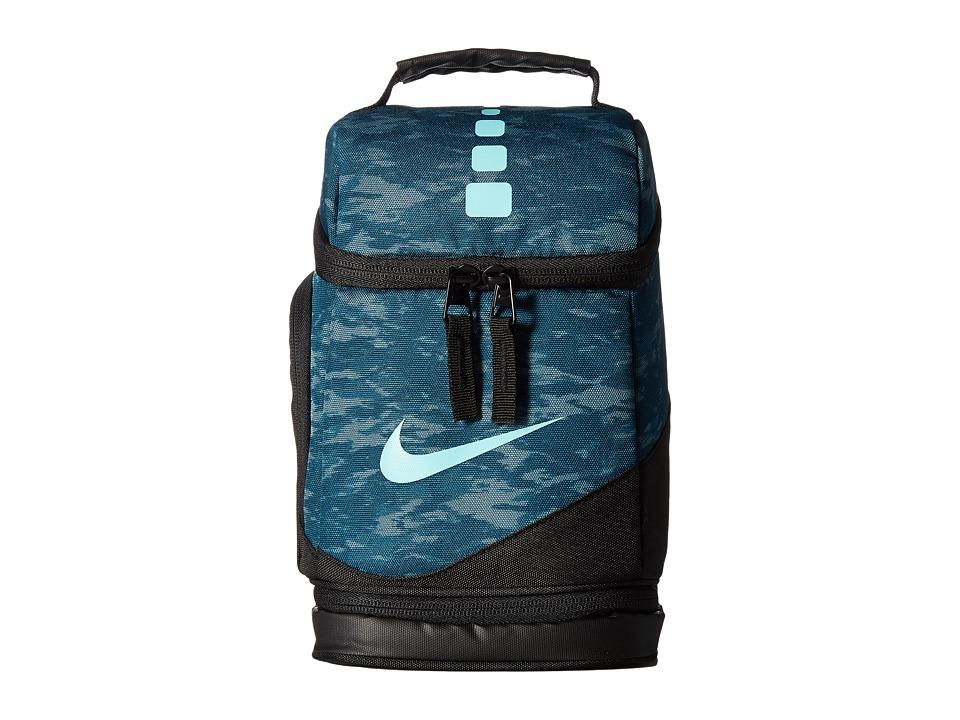 Nike Kids Elite Fuel Pack (Space Blue) Tote Handbags