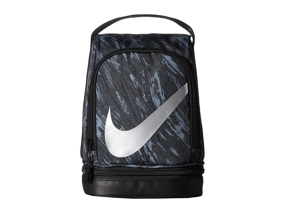 Nike Kids Fuel Pack 2.0 (Cool Gray/Black) Tote Handbags