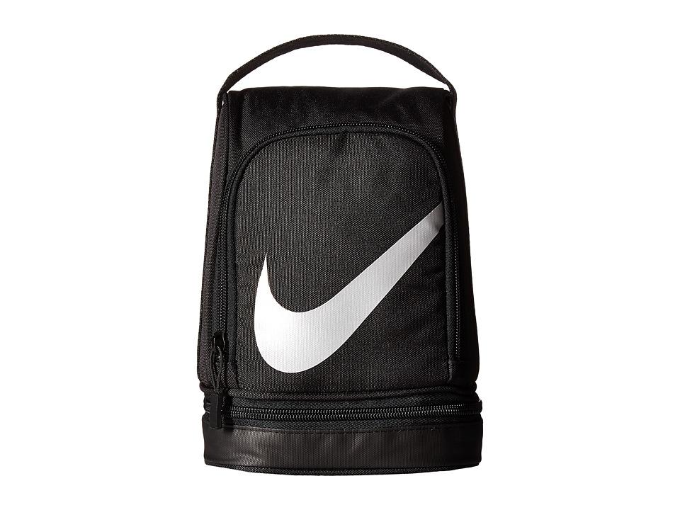 Nike Kids Fuel Pack 2.0 (Black) Tote Handbags