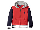 Polo Ralph Lauren Kids - Cotton French Terry Jacket (Toddler)