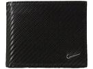 Nike Carbon Fiber Textured Billfold Wallet