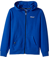 Polo Ralph Lauren Kids - Tech Fleece Full Zip Hoodie (Big Kids)