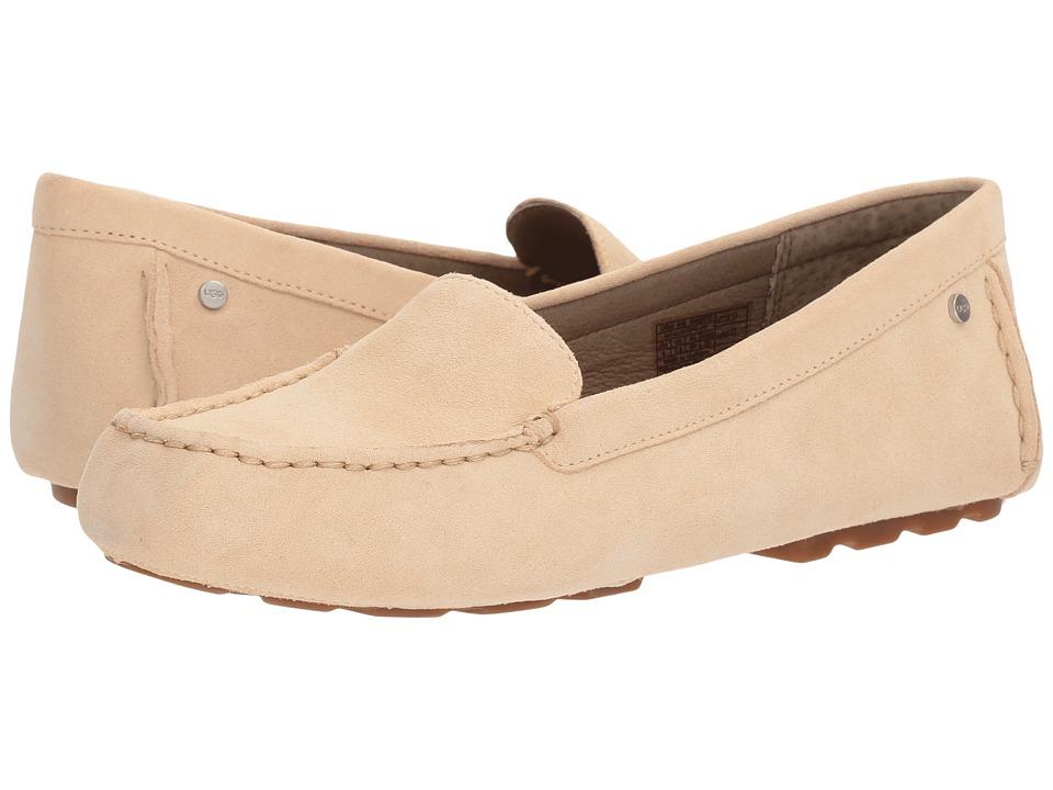 UGG Milana (Cream) Women's Dress Flat Shoes