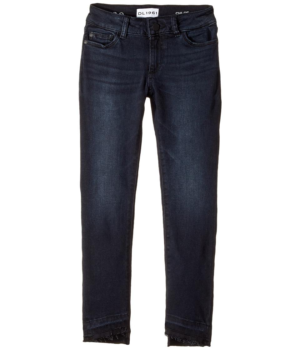 DL1961 Kids Chloe Skinny Jeans in Ludlow (Big Kids) (Ludlow) Girl