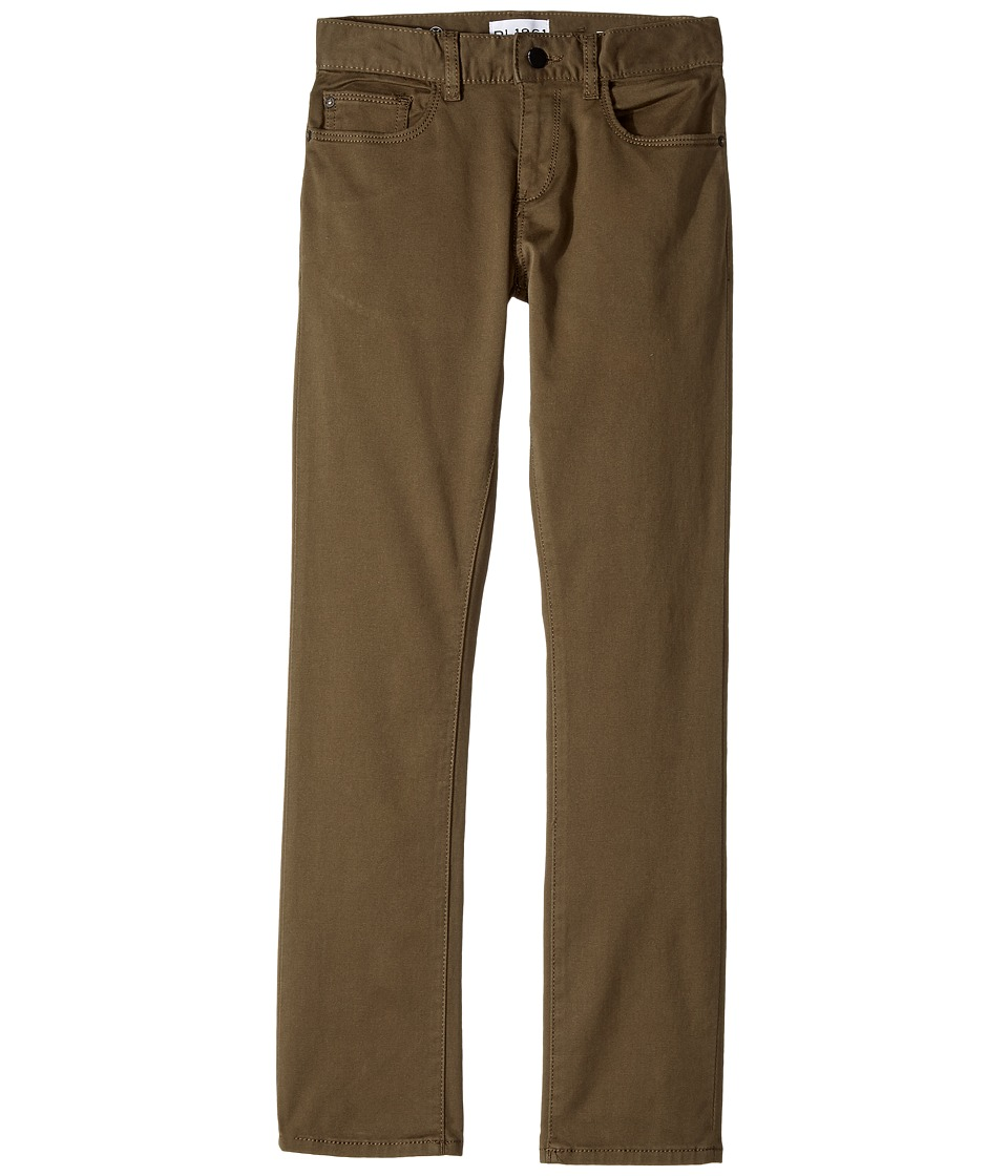 DL1961 Kids - Brady Slim Twill Pants in Squad