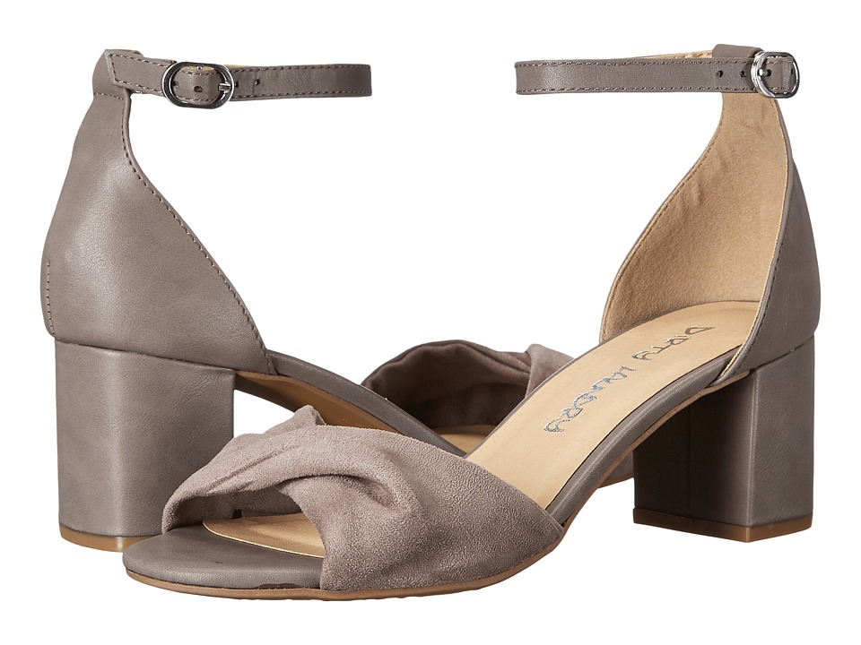 Dirty Laundry DL Journey Heeled Sandal (Pebble Taupe) Women