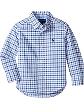 Polo Ralph Lauren Kids - Checked Cotton Oxford Shirt (Toddler)