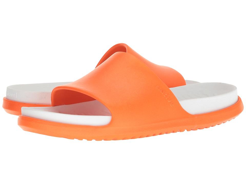 Native Shoes - Spencer LX (Sunset Orange/Shell White) Sandals