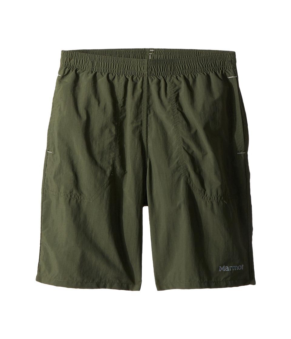 Marmot Kids - OG Shorts (Little Kids/Big Kids) (Crocodile) Boys Shorts
