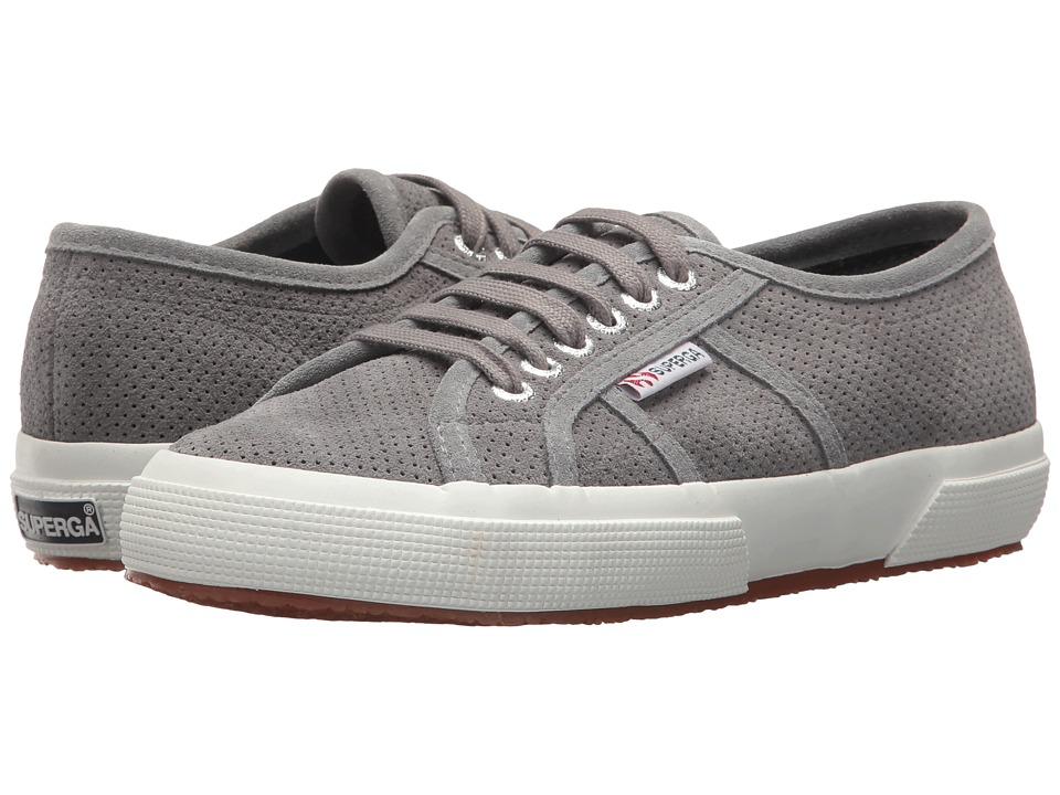 Superga 2750 Perf (Grey) Women