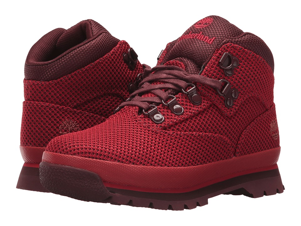 Timberland Kids - Euro Hiker Fabric (Little Kid) (Haute R...