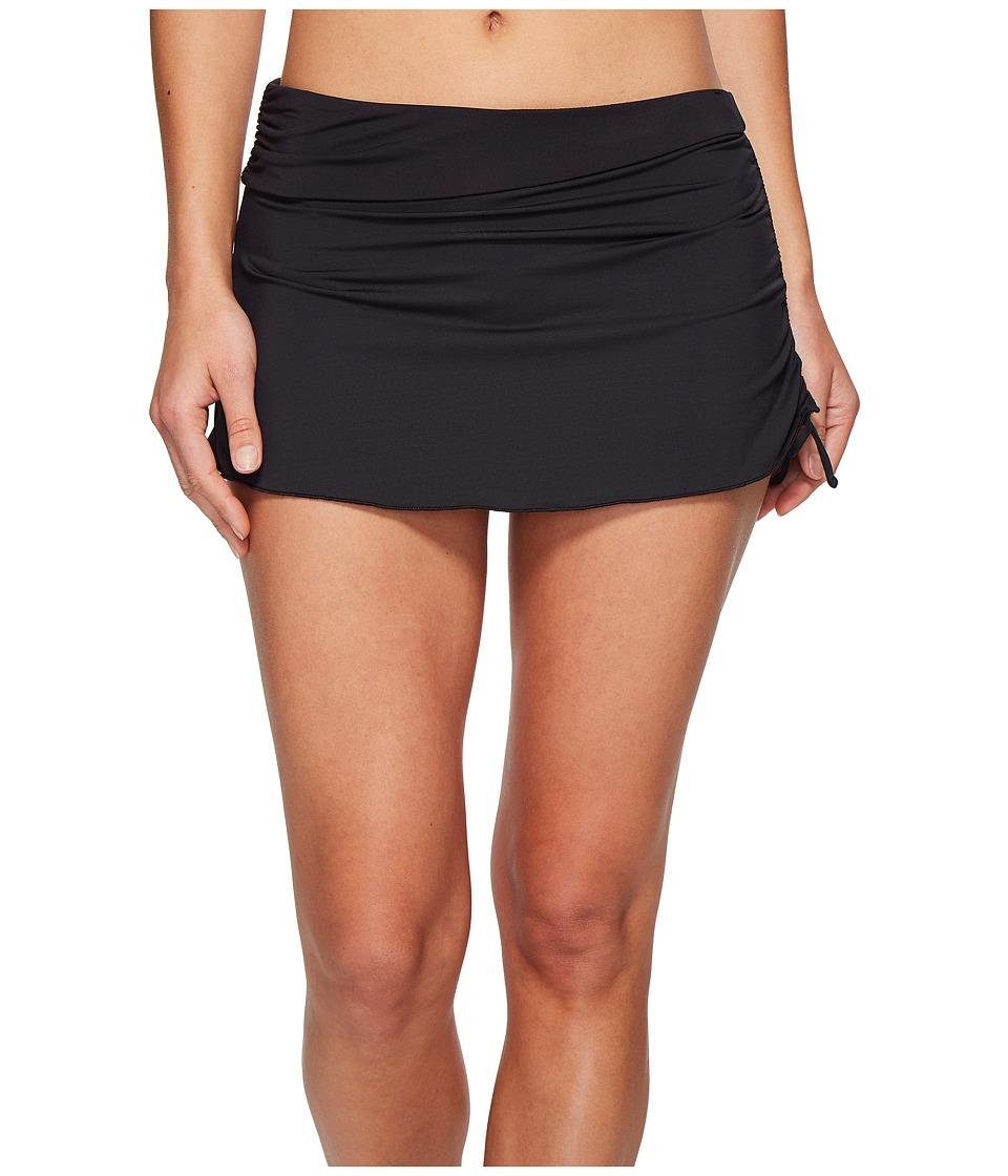 Carve Designs - Hoku Swim Skirt (Black) Womens Skirt